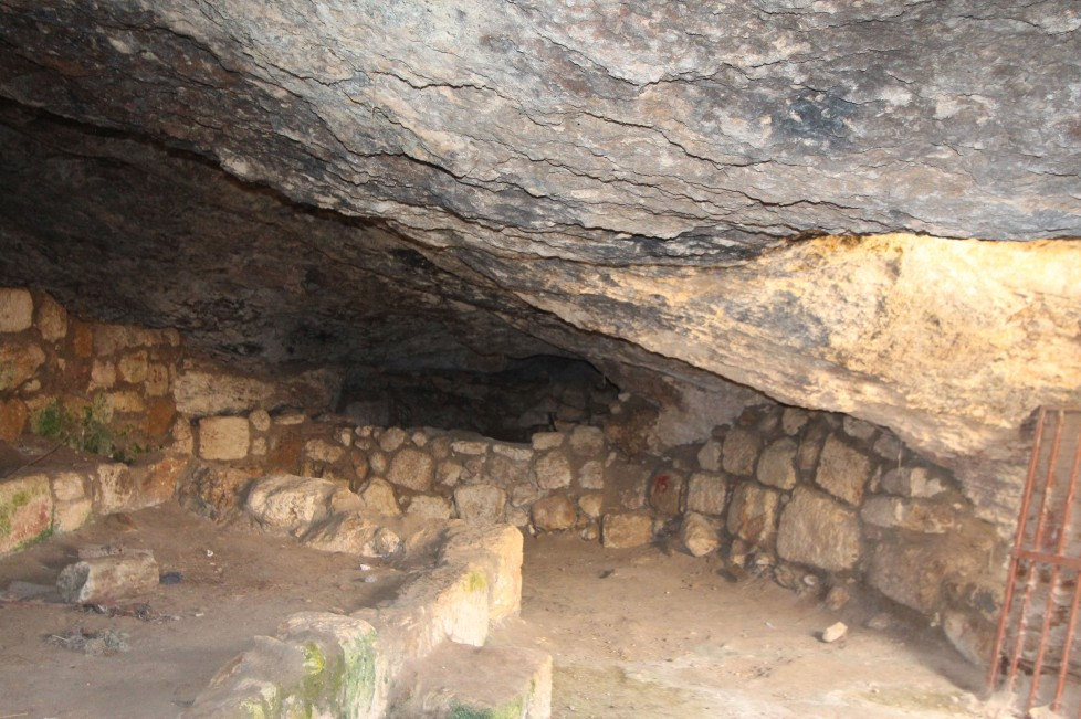 Cave Entrances and Cave similar to what Alnawjah's Family Had